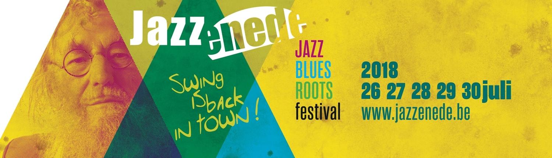 Jazzenede 2018 banner